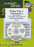 Okładka: Mortimer John Glenesk, Trios Vol. 1 + CD - 3 Euphoniums & CD Playback