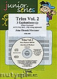 Okładka: Mortimer John Glenesk, Trios Vol. 2 + CD - 3 Euphoniums & CD Playback