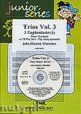 Okładka: Mortimer John Glenesk, Trios Vol. 3 + CD - 3 Euphoniums & CD Playback