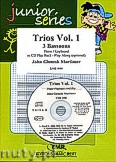 Okładka: Mortimer John Glenesk, Trios Vol. 1 + CD - 3 Bassoons & CD Playback