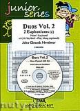 Okładka: Mortimer John Glenesk, Duos Vol. 2 - 2 Euphoniums