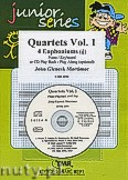 Ok�adka: Mortimer John Glenesk, Quartets Vol. 1 + CD - 4 Euphoniums & CD Playback