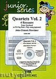 Okładka: Mortimer John Glenesk, Quartets Vol. 2 - 4 Bassoons
