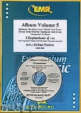 Okładka: Naulais Jérôme, Album Volume 5 (5) - 2 Euphoniums