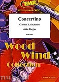 Okładka: Grgin Ante, Concertino - Clarinet & Orchestra