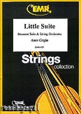 Okładka: Grgin Ante, Little Suite - Bassoon & Strings
