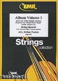 Okładka: Naulais Jérôme, Album Volume 1 (5) - String Quartet (2 Violin, Viola, Violoncello)