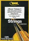 Okładka: Naulais Jérôme, Album Volume 2 (5) - String Quartet (2 Violin, Viola, Violoncello)