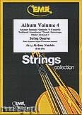 Okładka: Naulais Jérôme, Album Volume 4 (5) - String Quartet (2 Violin, Viola, Violoncello)