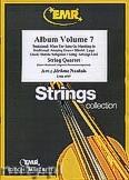 Okładka: Naulais Jérôme, Album Volume 7 (5) - String Quartet (2 Violin, Viola, Violoncello)