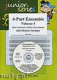 Ok�adka: Mortimer John Glenesk, 4 Part Ensemble Vol. 1 + CD - 4-Part Ensemble & CD Playback
