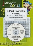 Okładka: Mortimer John Glenesk, 4 Part Ensemble Vol. 3 + CD - 4-Part Ensemble & CD Playback