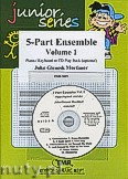Ok�adka: Mortimer John Glenesk, 5-Part Ensemble Vol. 1 - 5-Part Ensemble