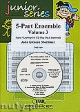 Okładka: Mortimer John Glenesk, 5-Part Ensemble Vol. 3 - 5-Part Ensemble