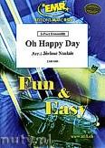 Ok�adka: Naulais J�r�me, Oh Happy Day - 2 Trumpets, 2 Trombones & Solo Voice