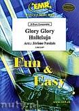 Okładka: Naulais Jérôme, Glory Glory Halleluja - 2 Trumpets, 2 Trombones & Solo Voice
