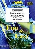 Okładka: Rome Harold, South America Take It Away - 2 Trumpets, 2 Trombones & Solo Voice