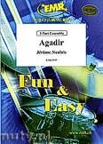 Ok�adka: Naulais J�r�me, Agadir - 2 Trumpets, 2 Trombones & Solo Voice