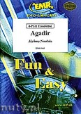 Okładka: Naulais Jérôme, Agadir - 4-Part Ensemble