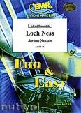 Okładka: Naulais Jérôme, Loch Ness - 2 Trumpets, 2 Trombones & Solo Voice