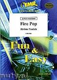 Ok�adka: Naulais J�r�me, Fire Pop - 2 Trumpets, 2 Trombones & Solo Voice