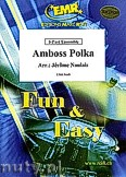 Ok�adka: Naulais J�r�me, Amboss Polka - 2 Trumpets, 2 Trombones & Solo Voice