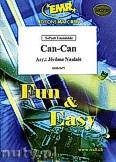Ok�adka: Naulais J�r�me, Can-Can - 2 Trumpets, 2 Trombones & Solo Voice