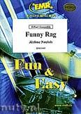 Okładka: Naulais Jérôme, Funny Rag - 2 Trumpets, 2 Trombones & Solo Voice