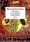 Ok�adka: Sullivan Arthur, The Long Day Closes - 2 Cornets, 2 Euphoniums