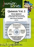 Ok�adka: Mortimer John Glenesk, Brass Quintet Vol. 2