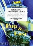 Ok�adka: Michel Jean-Fran�ois, Naulais J�r�me, Feierliche Musik Volume 3 (5) - 2 Trumpets, 2 Trombones & Solo Voice