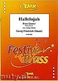 Okładka: Händel George Friedrich, Hallelujah - 2 Cornets, 2 Euphoniums