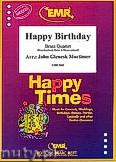 Okładka: Mortimer John Glenesk, Happy Birthday
