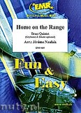 Ok�adka: Naulais J�r�me, Home on the Range