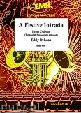 Ok�adka: Debons Eddy, A Festive Intrada