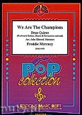 Okładka: Mercury Freddie, We Are The Champions