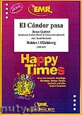Okładka: Robles Daniel Alomias, Milchberg Jorge, El Condor pasa