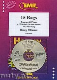 Okładka: Fillmore Henry, 15 Rags - Trumpet & CD Playback
