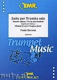 Ok�adka: Baratto Paolo, Suite per Tromba Sola - Solo Trumpet