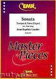 Okładka: Loeillet Jean-Baptiste, Sonata - Cornet & Piano (Organ)
