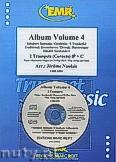 Okładka: Naulais Jérôme, Album Volume 4 + CD (5) - 2 Cornets & CD Playback