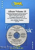 Ok�adka: Naulais J�r�me, Album Volume 10 + CD (5) - 2 Cornets & CD Playback