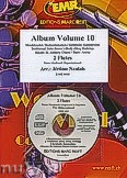 Okładka: Naulais Jérôme, Album Volume 10 (5) - 2 Flutes