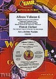 Ok�adka: Naulais J�r�me, Album Volume 6 (5) - Flute, Clarinet & CD Playback