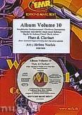 Okładka: Naulais Jérôme, Album Volume 10 (5) - Flute, Clarinet & CD Playback