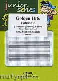 Okładka: Michel Jean-François, Naulais Jérôme, Golden Hits for 2 Trumpets (Cornets) and Horn