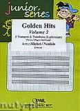 Ok�adka: Michel Jean-Fran�ois, Naulais J�r�me, Golden Hits Vol. 2 (8) - 2 Trumpets & Trombone
