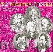 Okładka: Reift Marc, 52 Masterpieces