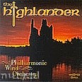 Ok�adka: Philharmonic Wind Orchestra, The Highlander