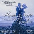 Okładka: Philharmonic Wind Orchestra, Romantic Moods